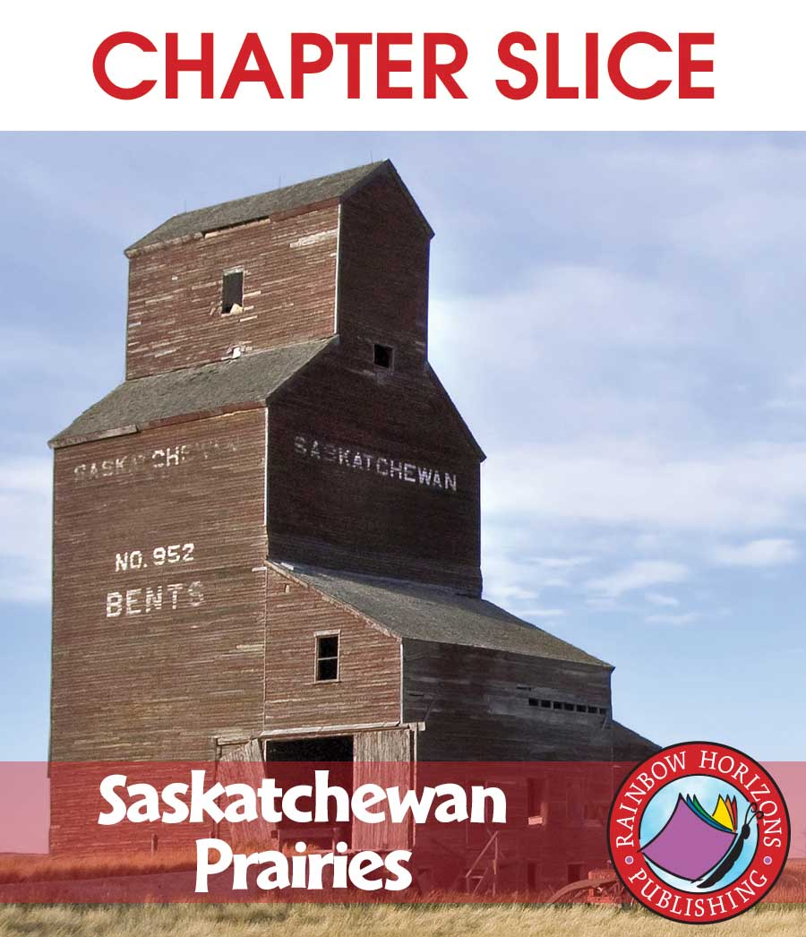 Saskatchewan Prairies Gr. 2-3 - CHAPTER SLICE - eBook