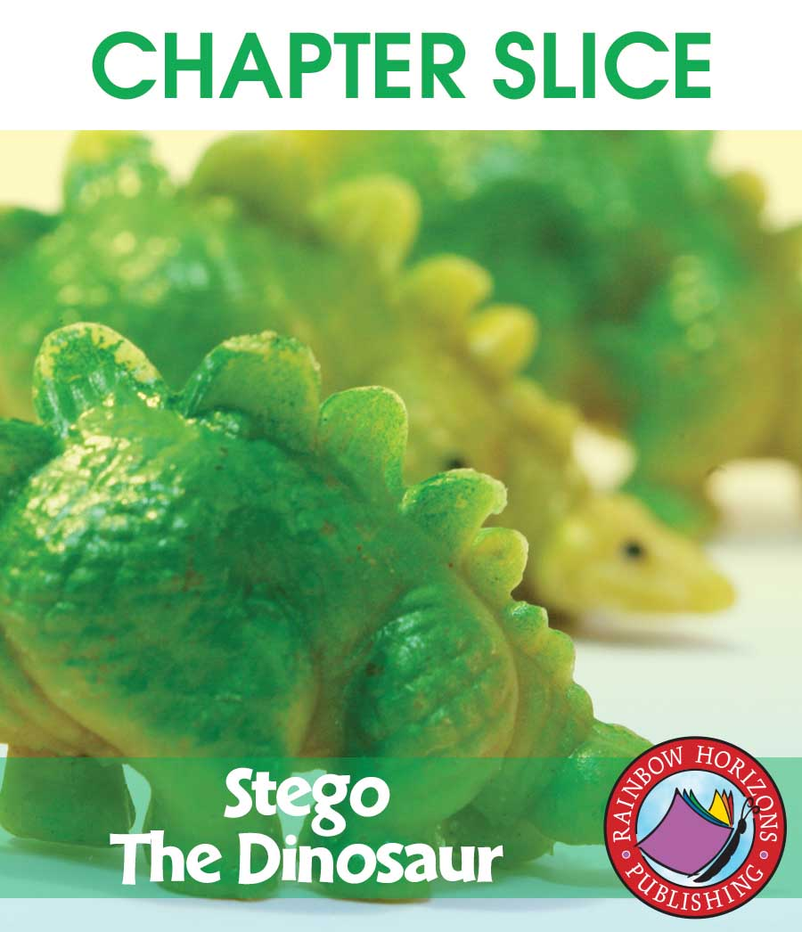 Stego the Dinosaur Gr. K-2 - CHAPTER SLICE - eBook