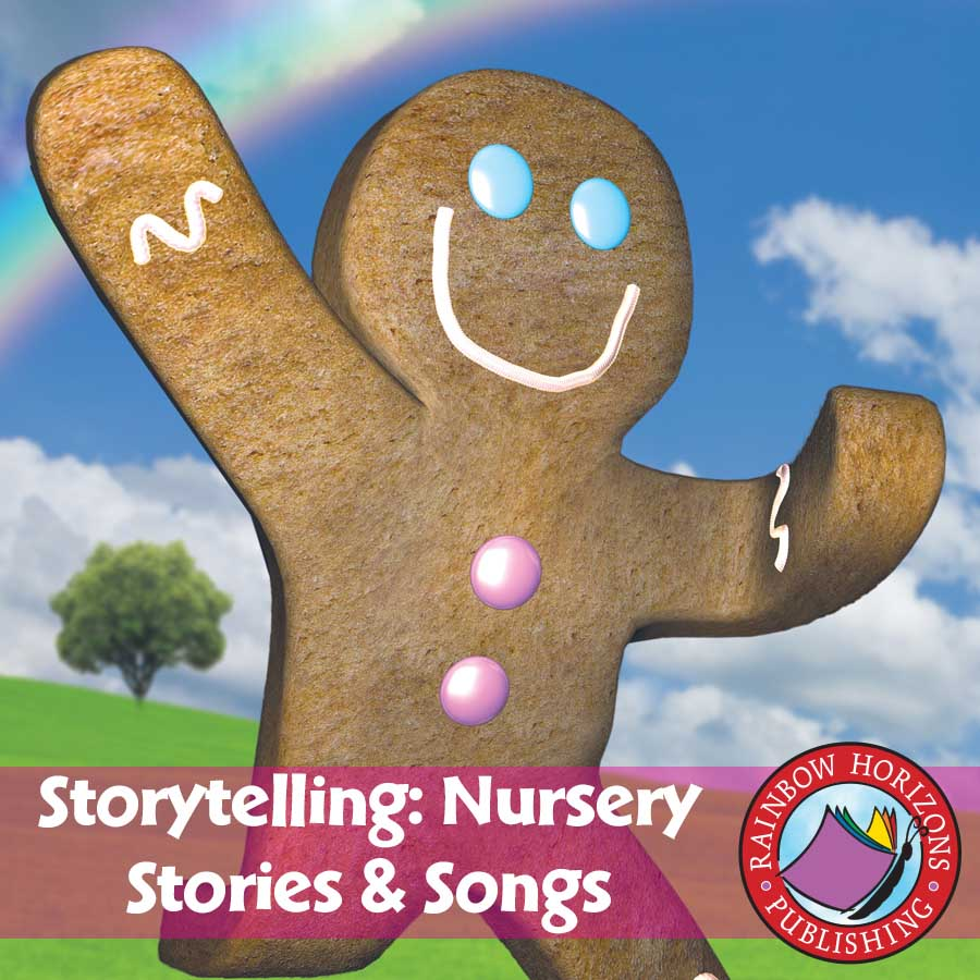 Storytelling: Nursery Stories & Songs  Gr. K - eBook