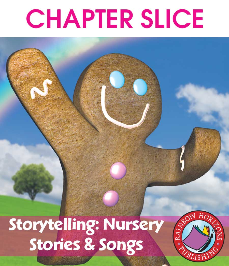 Storytelling: Nursery Stories & Songs Gr. K - CHAPTER SLICE - eBook