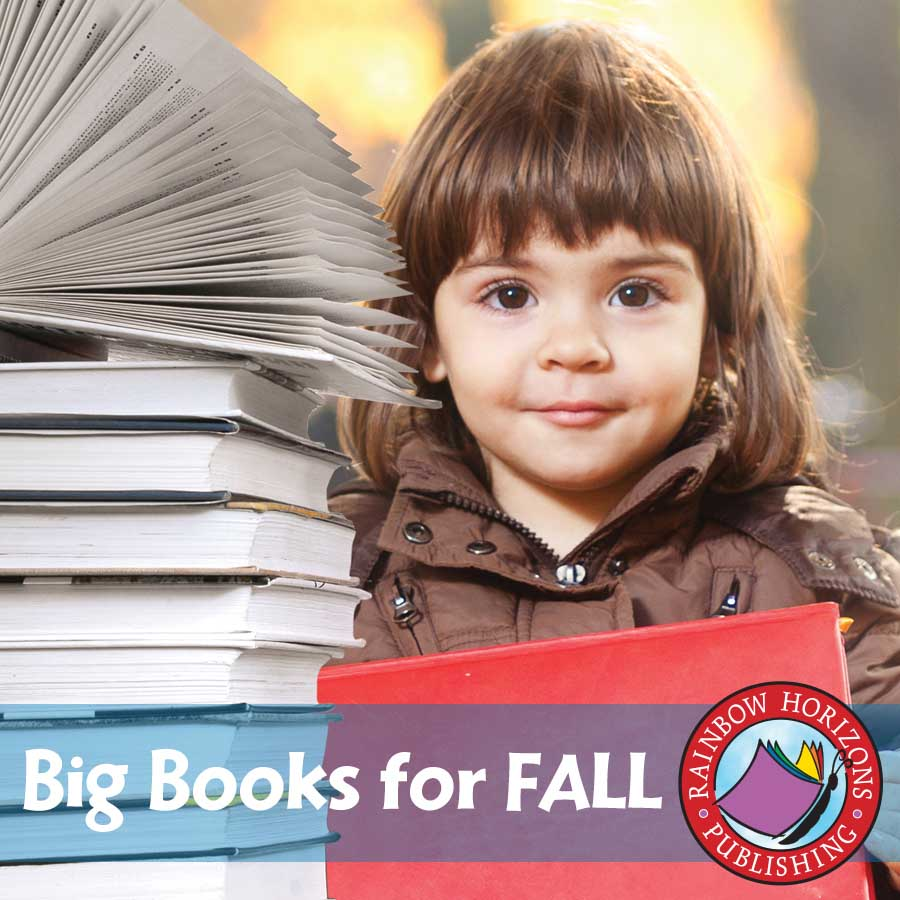 Big Books For Fall Gr. K - eBook
