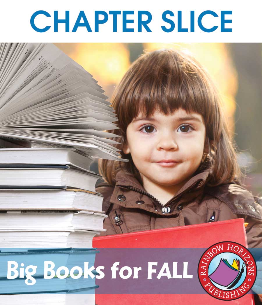 Big Books For Fall Gr. K - CHAPTER SLICE - eBook