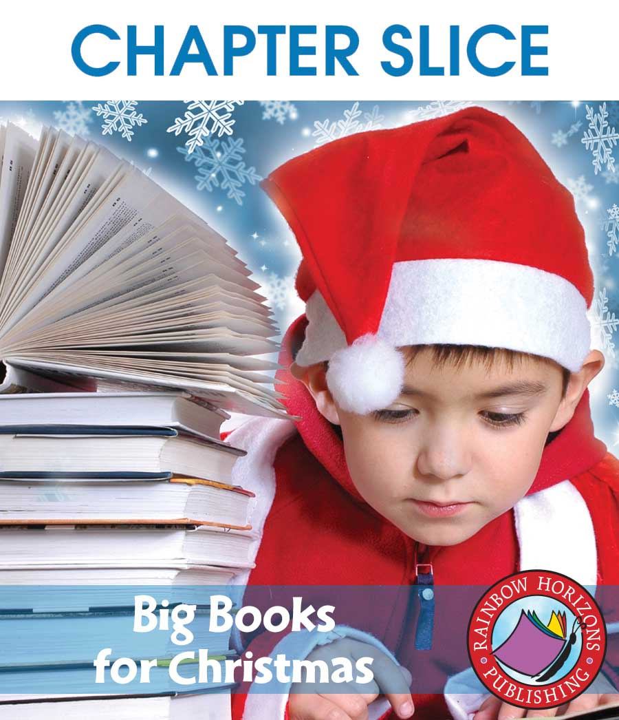Big Books For Christmas Gr. PK-1 - CHAPTER SLICE - eBook