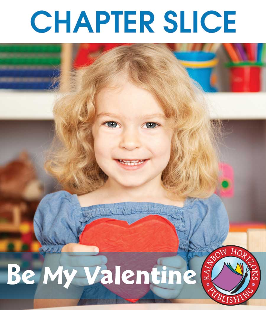 Be My Valentine Gr. PK-1 - CHAPTER SLICE - eBook