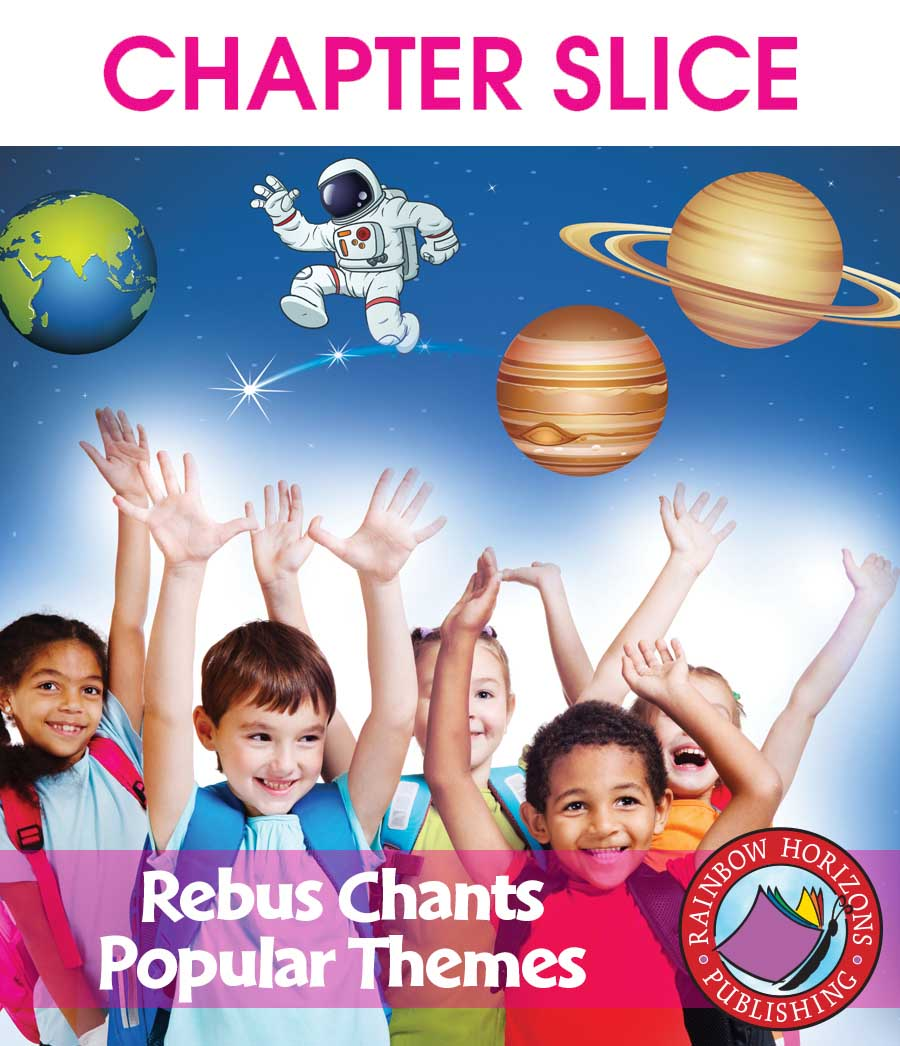 Rebus Chants Volume 2: Popular Themes Gr. K-1 - CHAPTER SLICE - eBook
