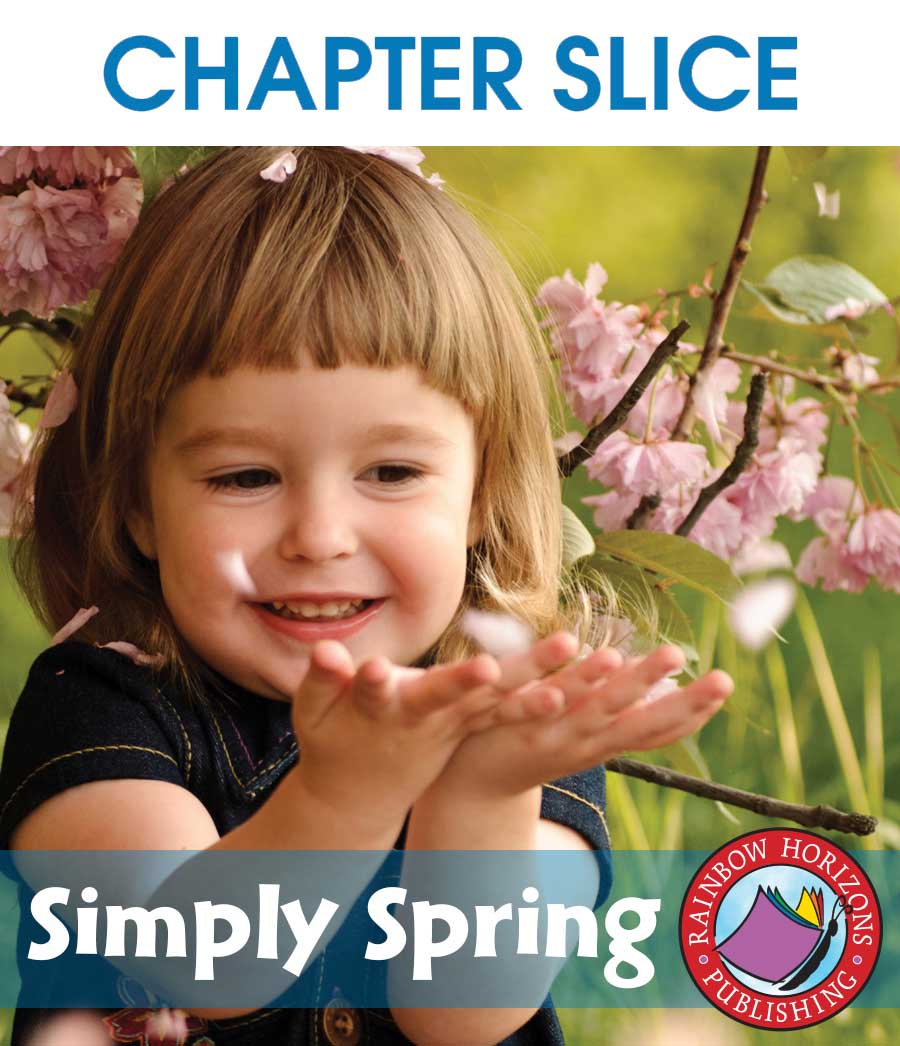 Simply Spring Gr. K-1 - CHAPTER SLICE - eBook