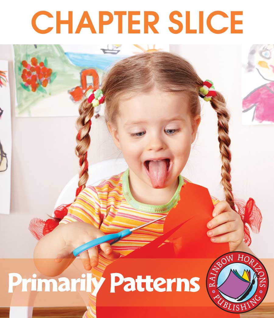 Primarily Patterns Gr. PK-1 - CHAPTER SLICE - eBook