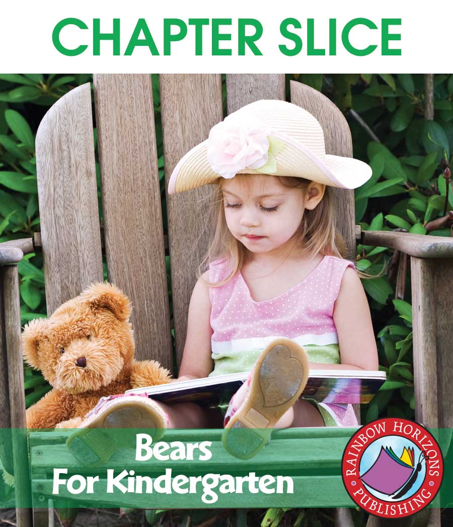 Bears For Kindergarten Gr. K-1 - CHAPTER SLICE - eBook