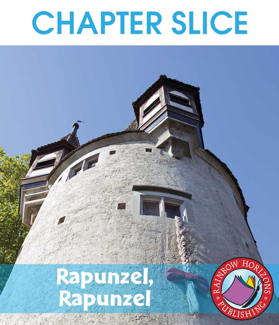 Big Book: Rapunzel, Rapunzel Gr. K-3 - CHAPTER SLICE - eBook
