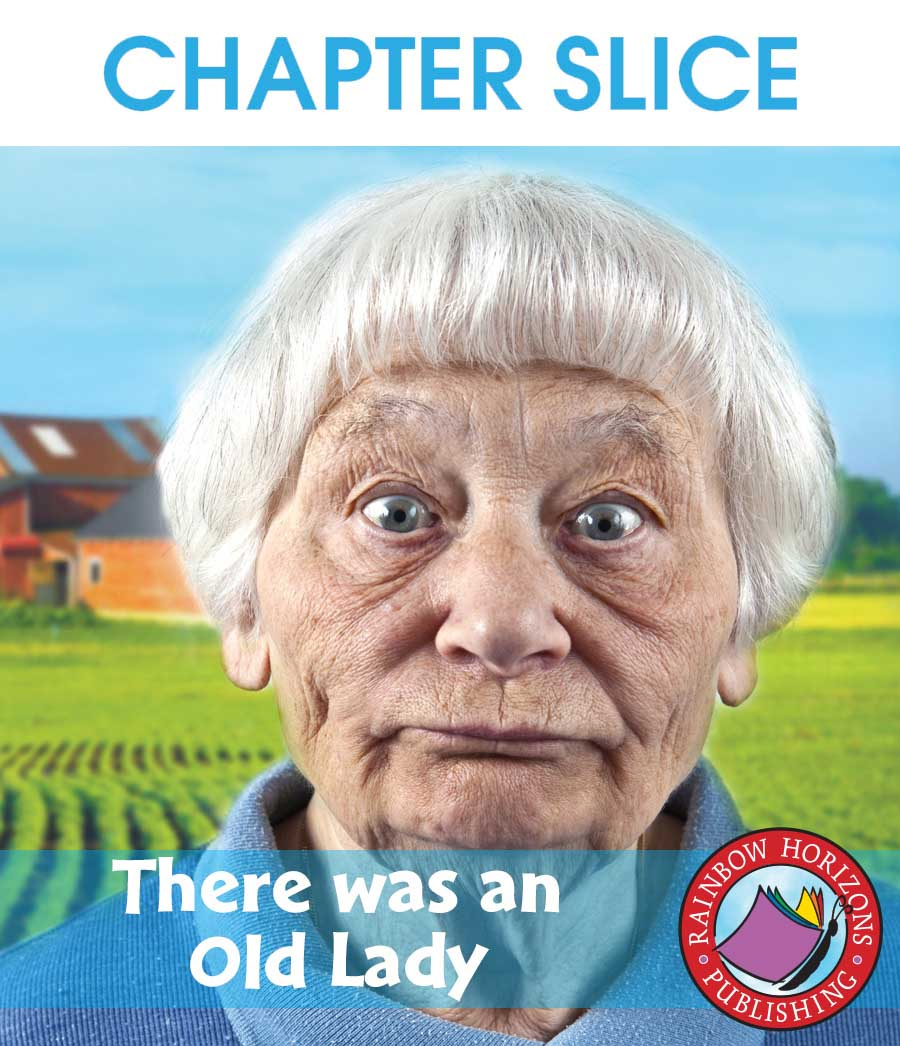 Big Book: There Was An Old Lady Gr. K-3 - CHAPTER SLICE - eBook