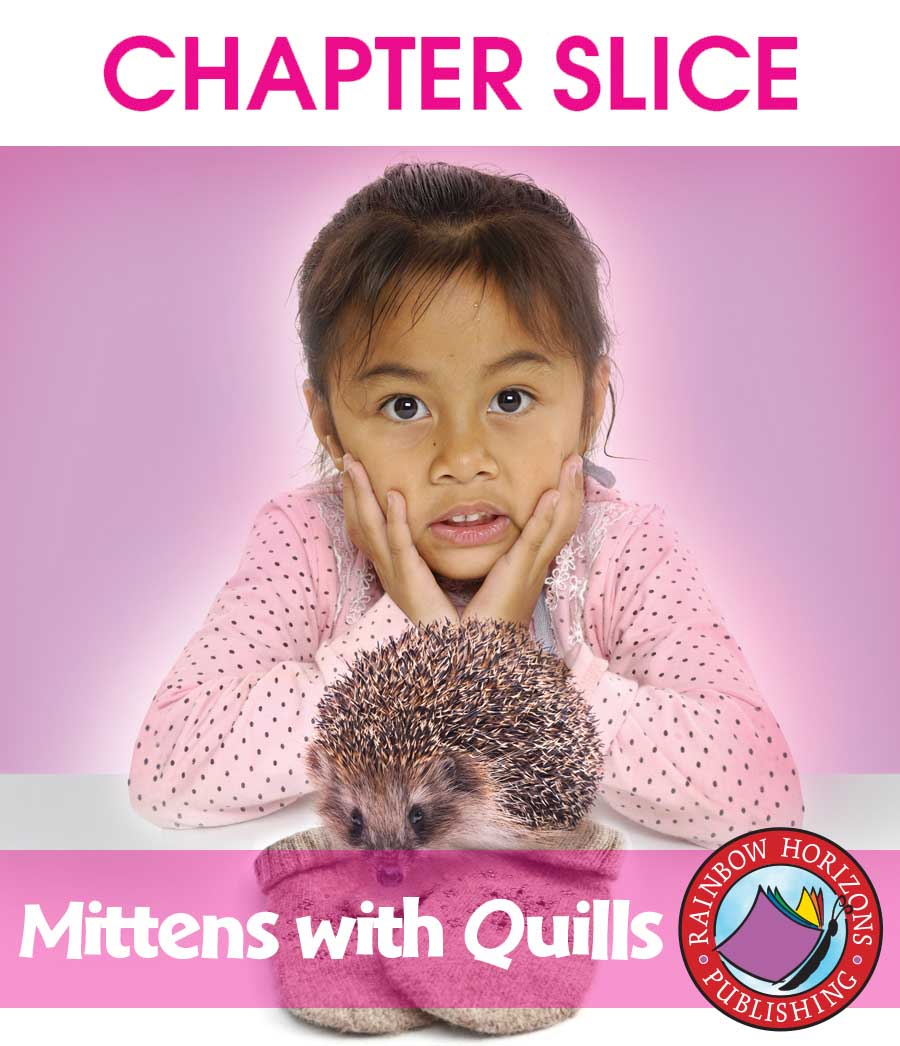 Mittens With Quills Gr. K-2 - CHAPTER SLICE - eBook