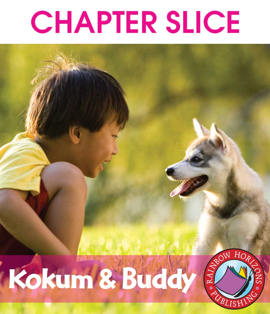 Kokum & Buddy Gr. K-2 - CHAPTER SLICE - eBook