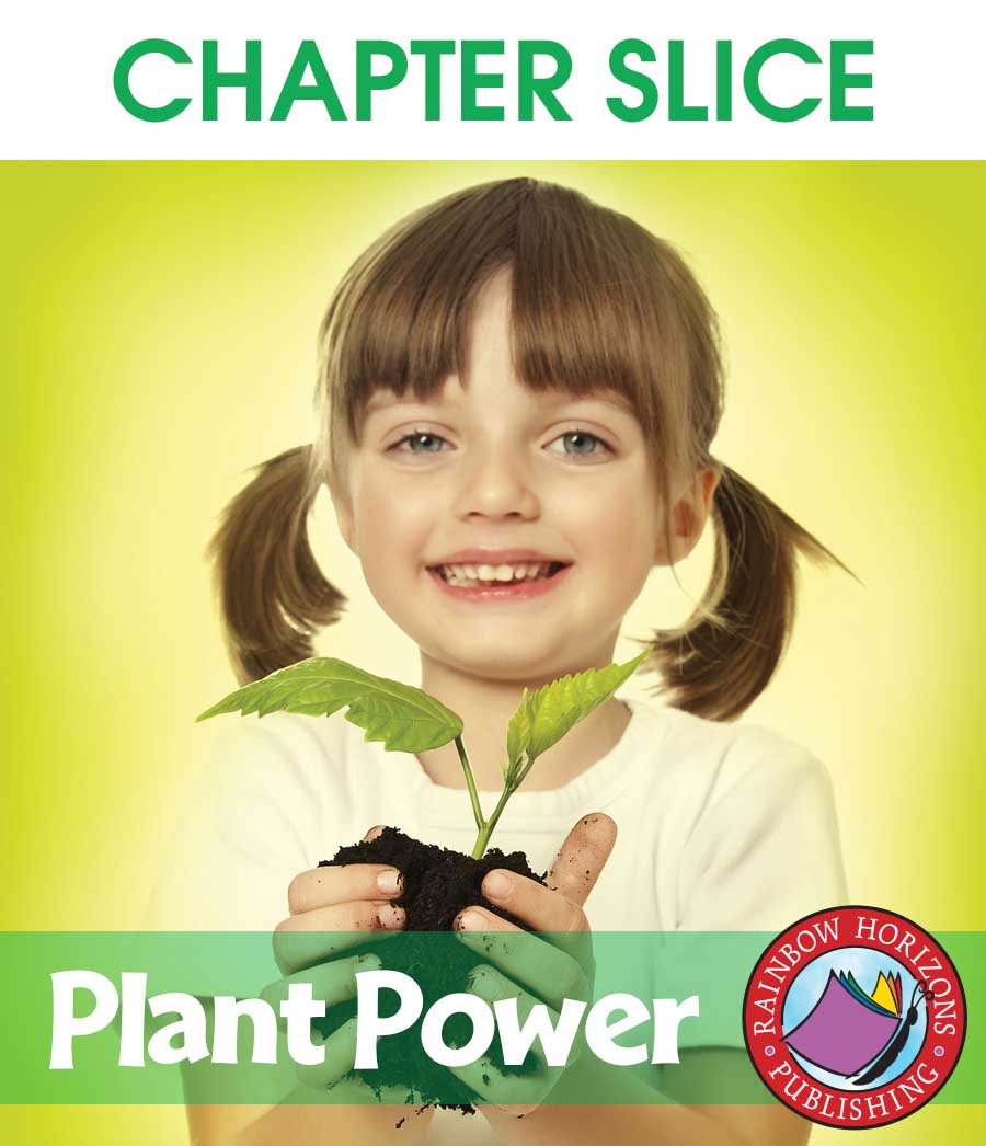 Plant Power Gr. 1-2 - CHAPTER SLICE - eBook