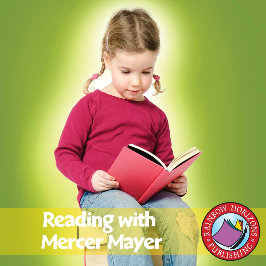 Reading with Mercer Mayer (Author Study) Gr. 1-2 - eBook