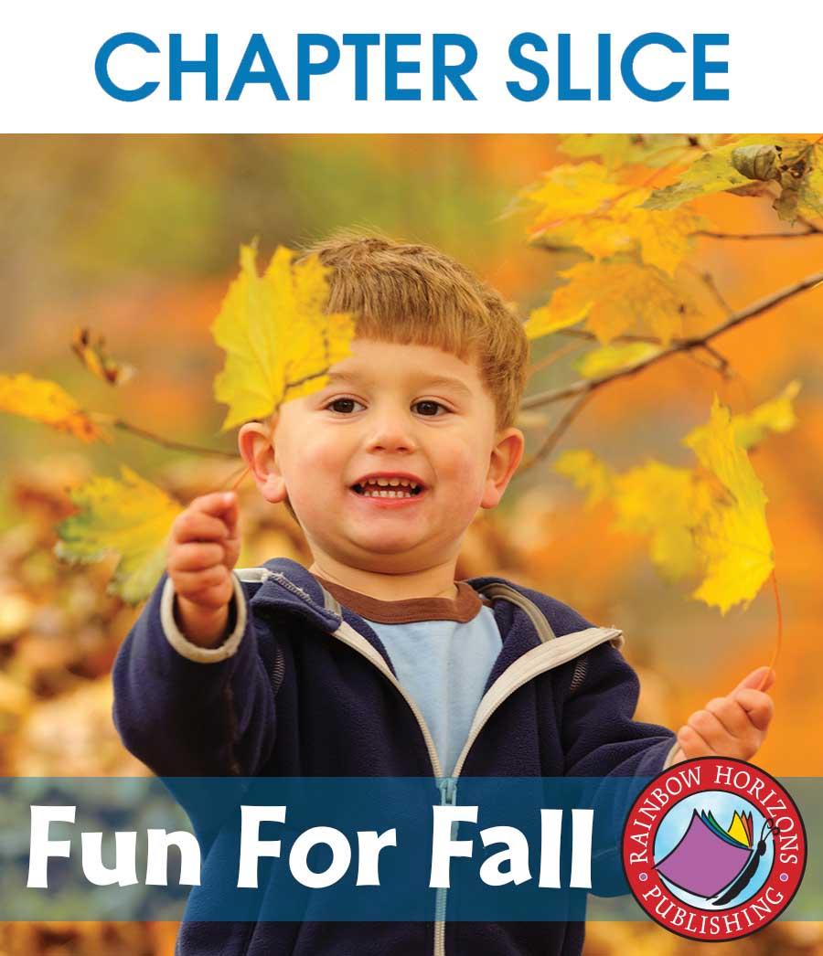 Fun For Fall Gr. K - CHAPTER SLICE - eBook
