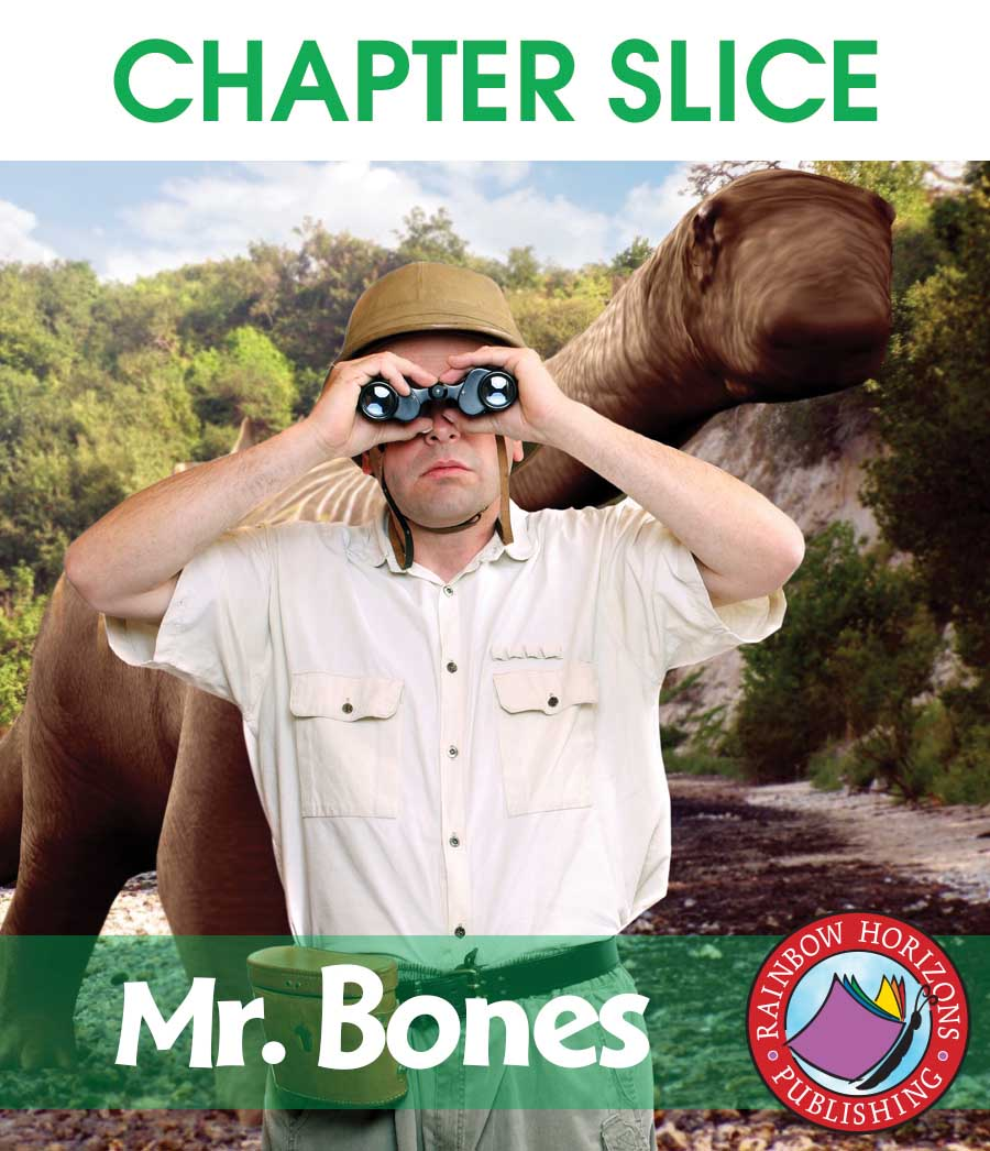 Mr. Bones Gr. K-2 - CHAPTER SLICE - eBook