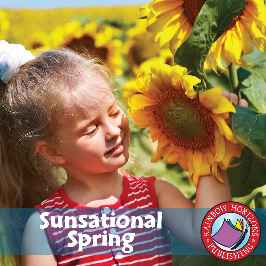 Sunsational Spring Gr. K-1 - eBook