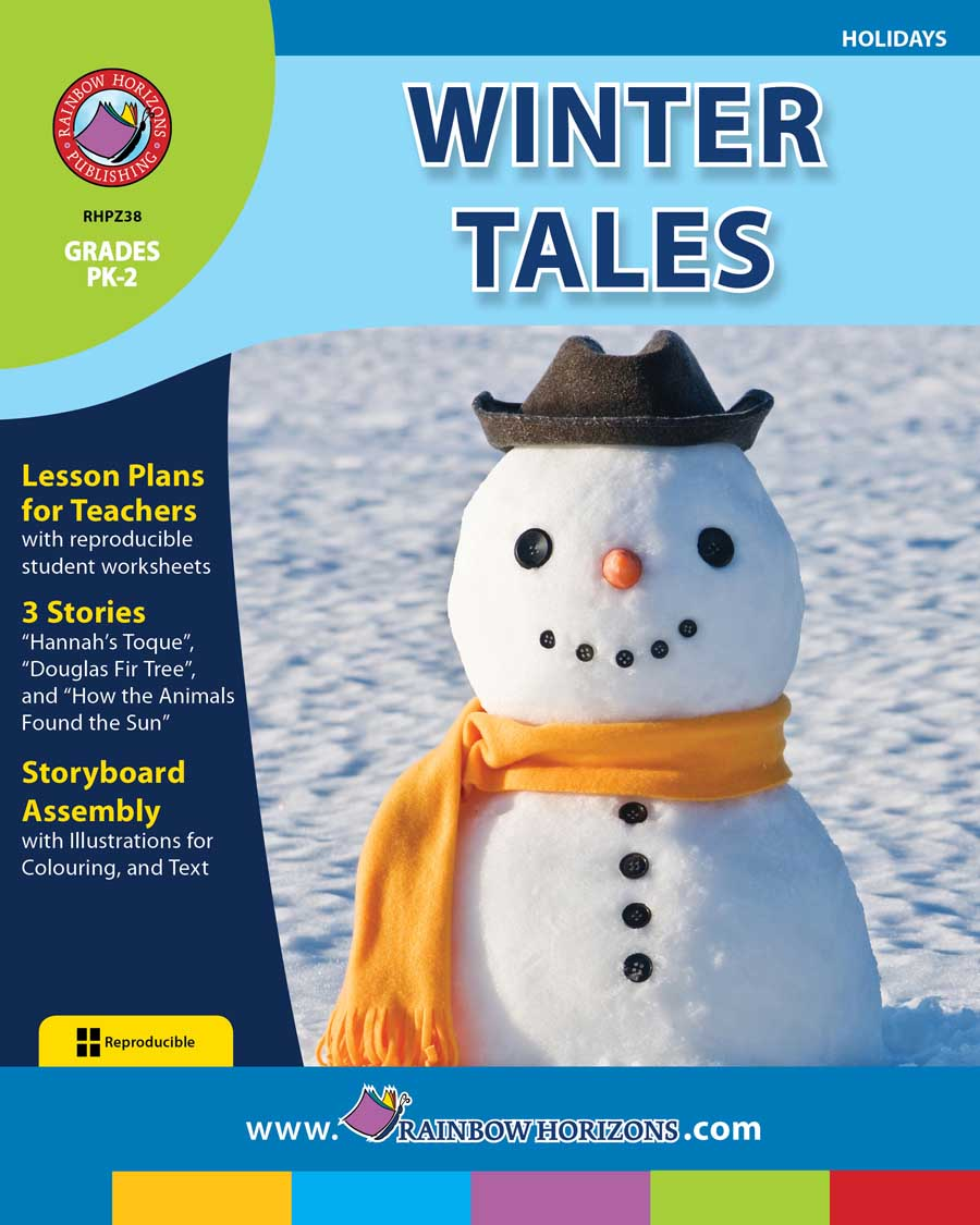 Winter Tales Gr. PK-2 - print book