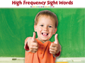 Boxed Words: High Frequency Sight Words